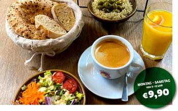 Zeil Kitchen | Vegan Restaurant Frankfurt Frühstücksangebot 2020 Vorschaubild